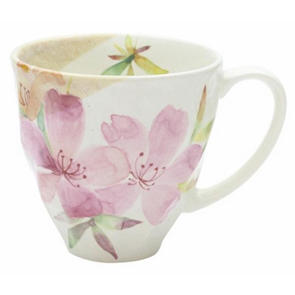 花かおり マグカップ ツツジ
