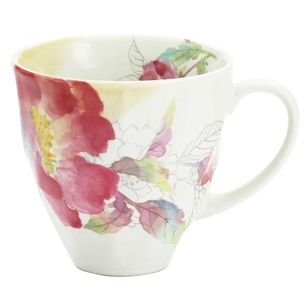 花みさき マグカップ シャクヤク