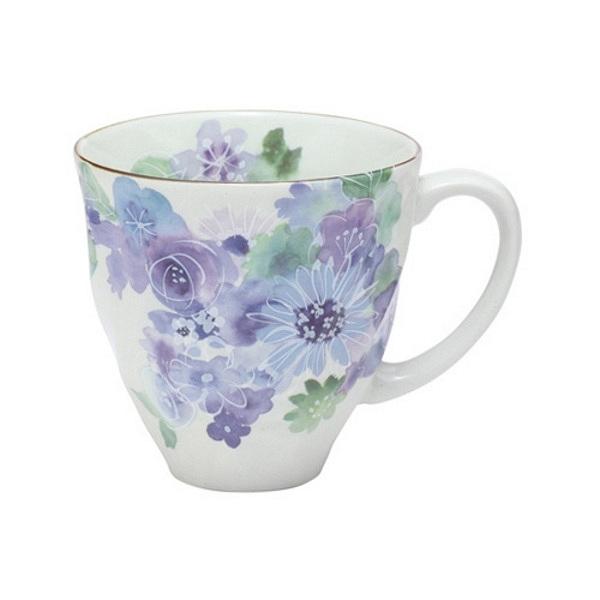 花工房 マグカップ ブルー