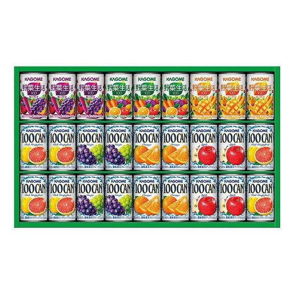 カゴメ フルーツ+野菜飲料ギフト KSR-30W