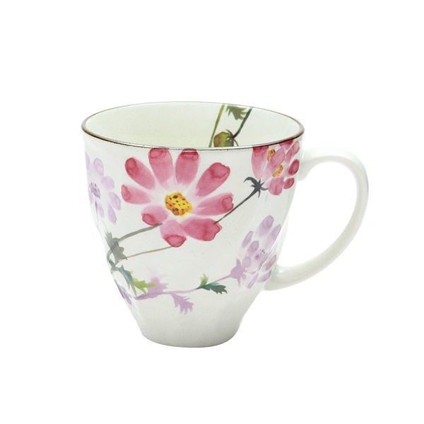 花さと マグカップ コスモス