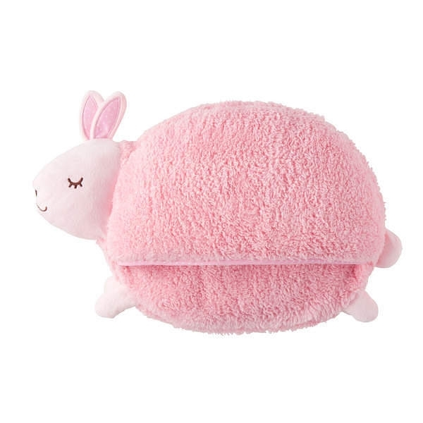 蓄熱式 フットウォーマー nuku2 (ぬくぬく) ウサギ