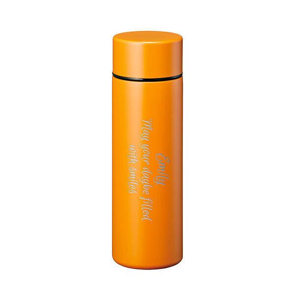 ポケットサーモボトル オレンジ