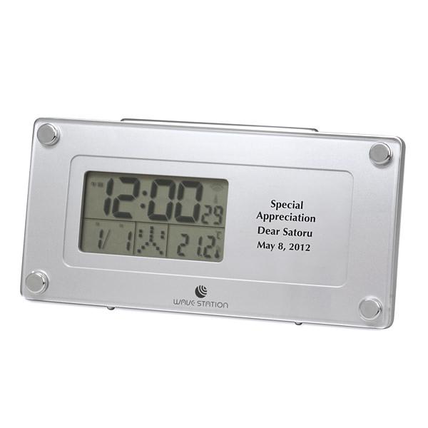デジタルクロック (電波時計)