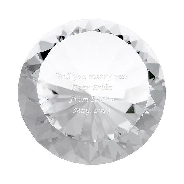 ダイヤモンドオブジェ L