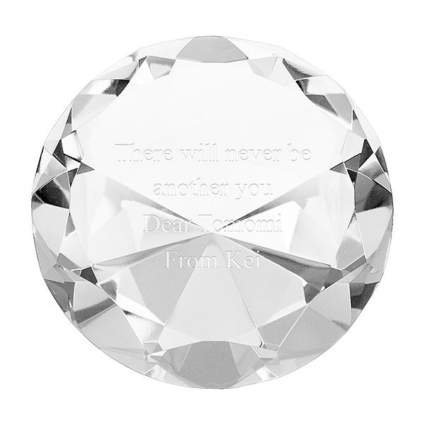 ダイヤモンドオブジェ S