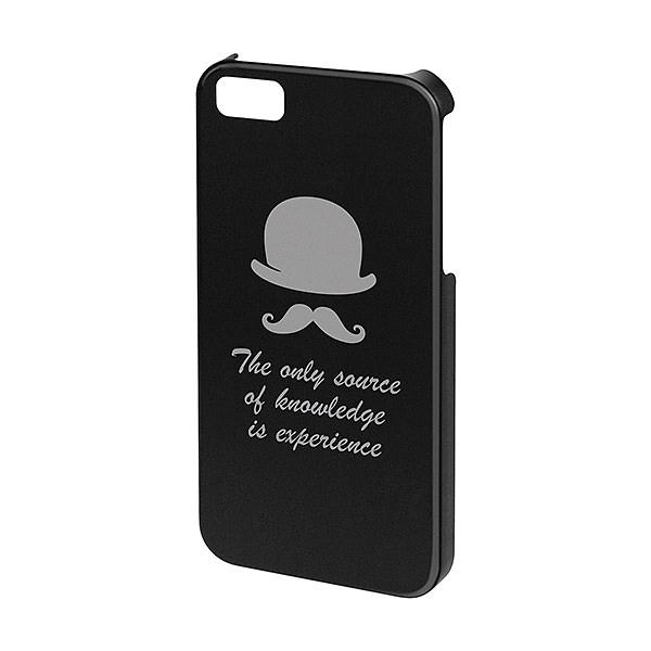 iPhone SE/5s/5 アルミケース ブラック