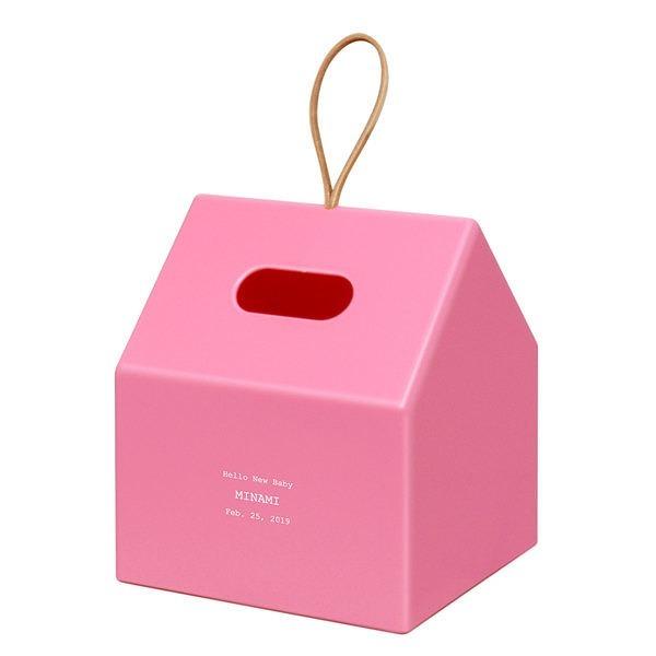 ペーパーホーム ピンク