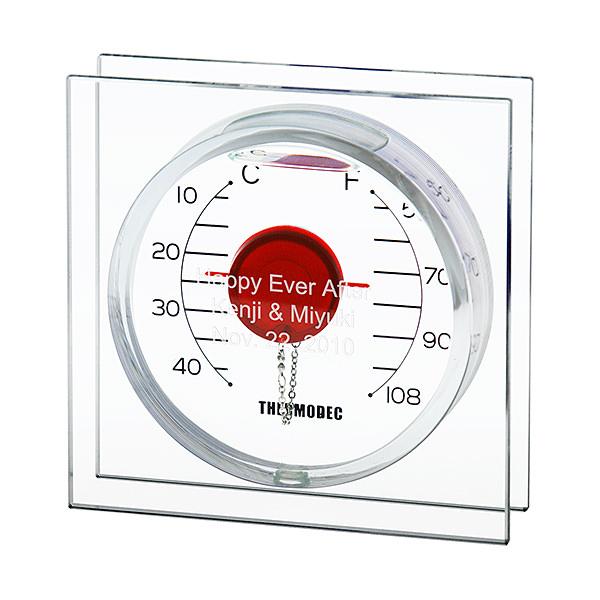 ガリレオ温度計 フロートレッドS